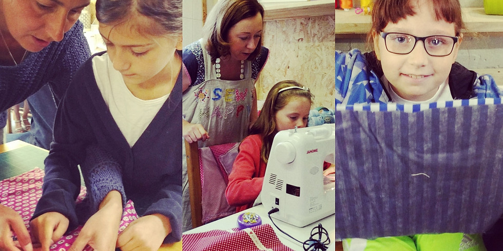 Saturday Morning Sewing Club - for young sewers