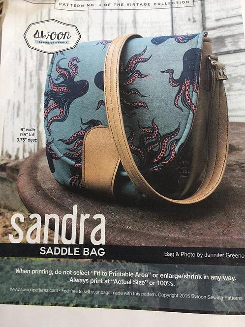 Saturday 31st July - The Sandra Saddle Bag - 9:30am - 4:30pm - Full Day Class