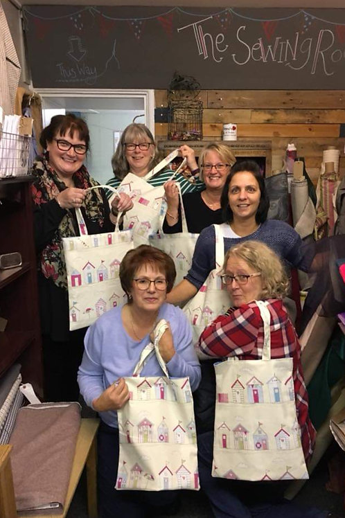 16th October - Beginners Learn to Sew