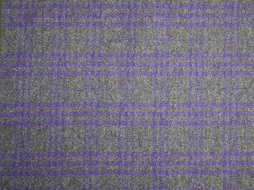 Soft Touch Check Ponteroma -Mauve