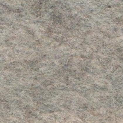 Wool mix felt - Marl Grey (92cm) wide