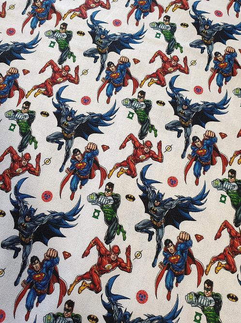 100% Cotton - Justice League