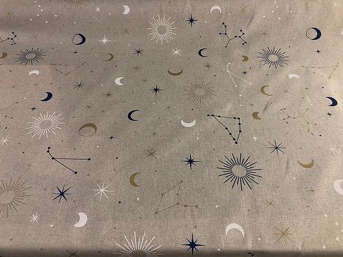 Space Linen Mix - 3 colourways