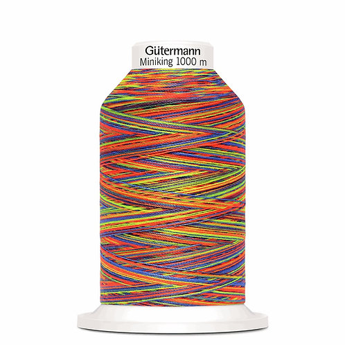 Gutermann miniking overlocking thread - Multi