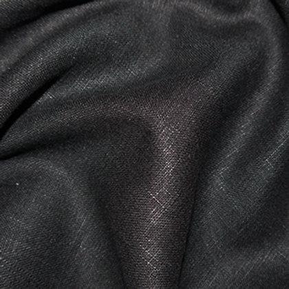 Black - 100% Linen