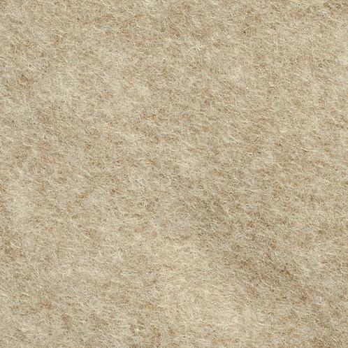 Wool mix felt - Marl Fawn (92cm) wide
