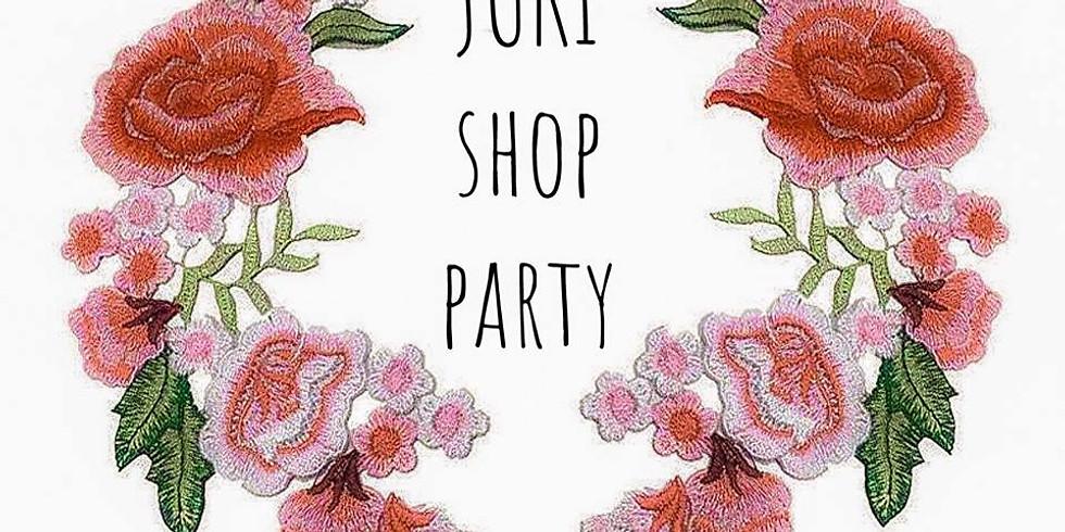 Juki Shop Party