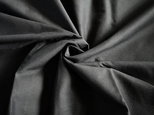 Black 100% Cotton Lawn