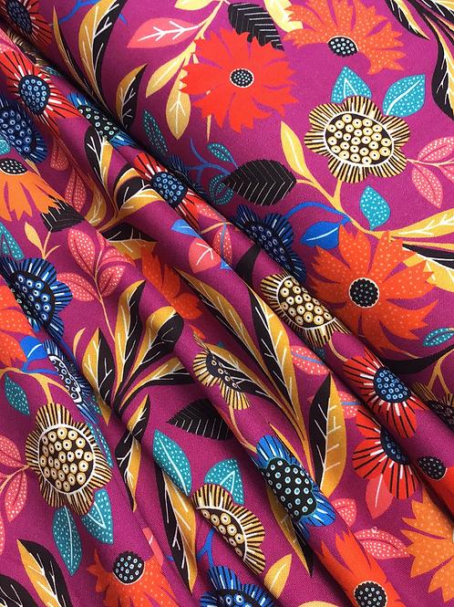 Vibrant Flowers by Dashwood