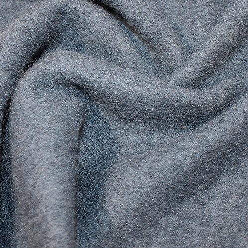 Boiled Wool - Denim