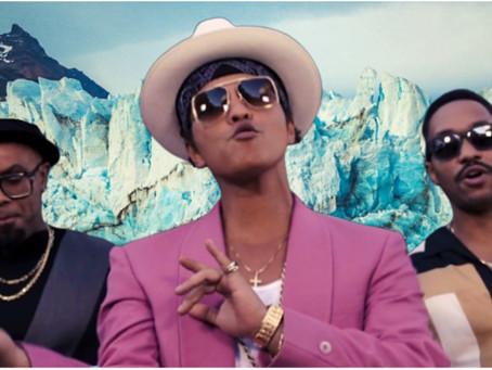 Bruno Mars x Melting Icebergs