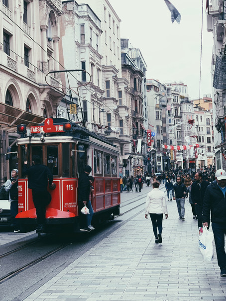 A DAY IN ISTANBUL - DAY 2