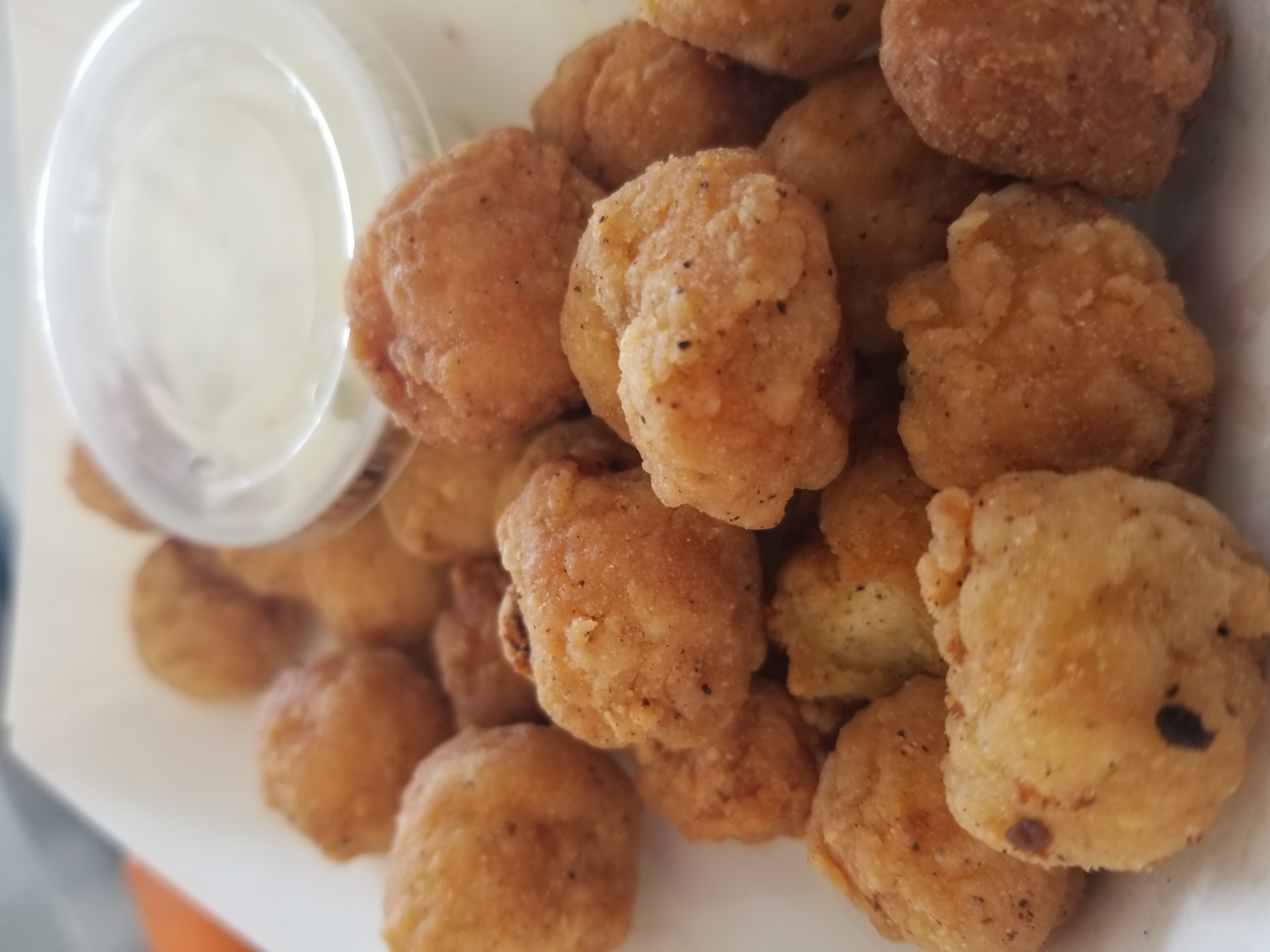 POP CORN CHICKEN BITES