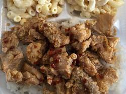 Korean Garlic Chicken