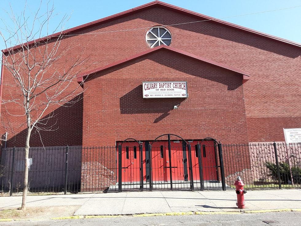 calvary baptist church of red hook 2020.