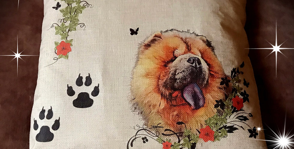 COUSSIN ECRU CHOW CHOW