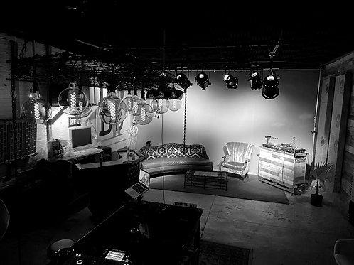 Full Day Studio Rental