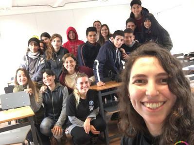 Actividad en liceo (2)