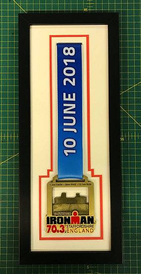 Short Medal Frames