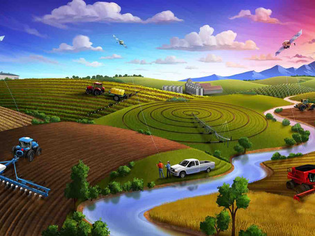 What is Precision Farming Technology?