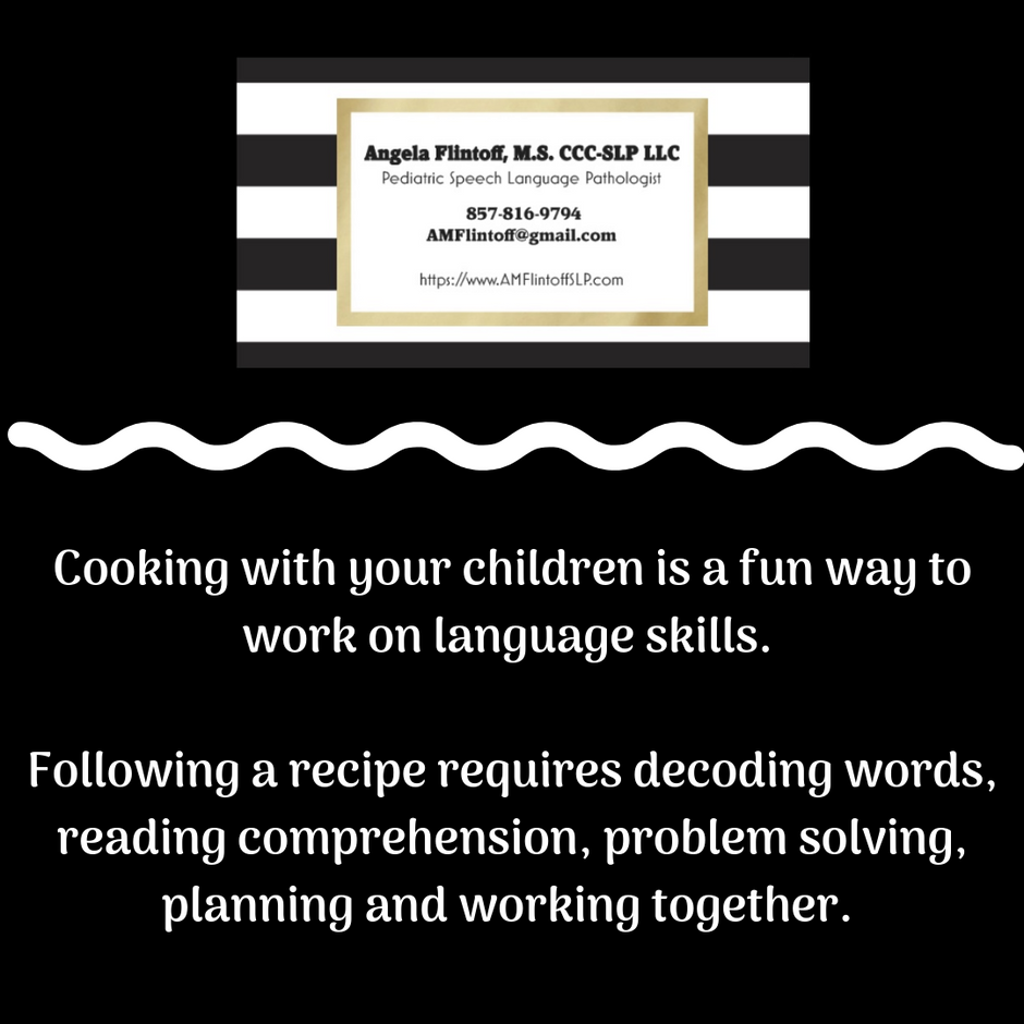 Learn through cooking together!