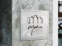 Logo Matriz lofts