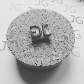 JG stamp