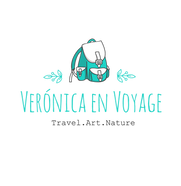 Logo Verónica en Voyage