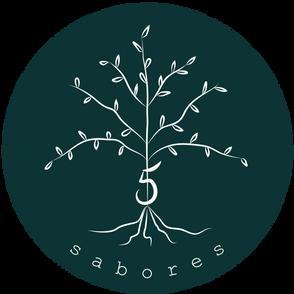 Logo 5 sabores