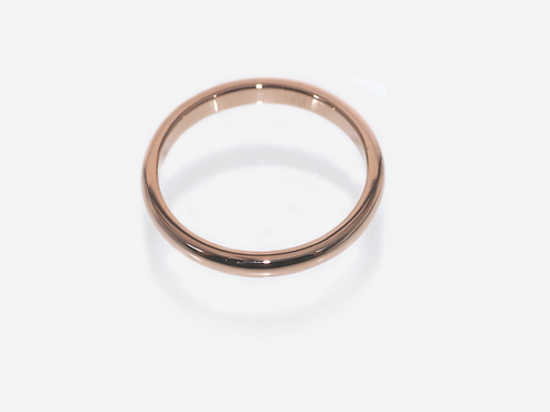 Half Rounded Band Ring