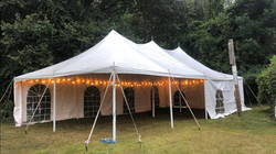 20x40 Pole tent