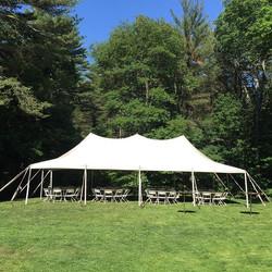 20x40 Pole Tent🎪👌🏽 #Tent #partyrental