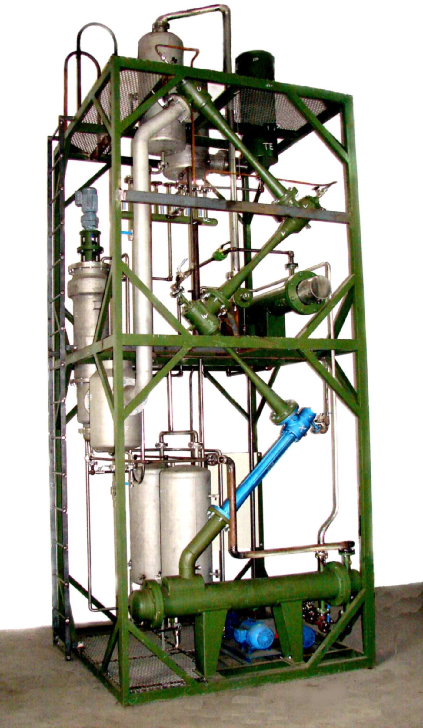 Destilador Molecular