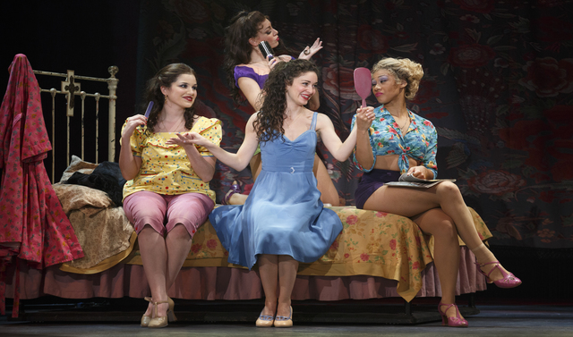 """I Feel Pretty"" WSS National Tour"