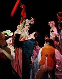 """A Christmas Carol"" McCarter Theater"