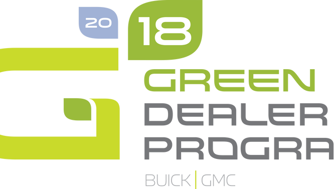 Weirs Buick GMC - Proud to once again be certified by GM as a Green Dealership