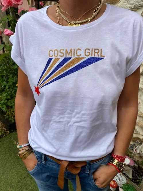 Tee shirt Cosmic girl