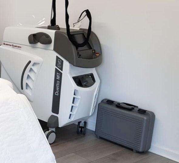 KJ Cosmetics Laser Hair Removal Treatment Room - Berkshire Reading Bradfield