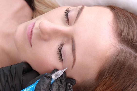 KJ Cosmetics Semi Permanent Eyebrow Trea