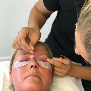 KJ Cosmetics-Eyelash & Eyebrow Treatment