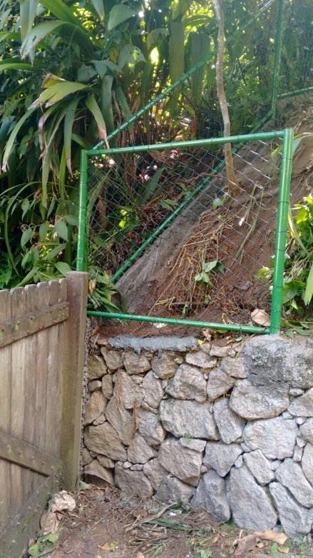 Grade de Alambrado - aço galvanizado