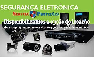 Fornecimento e instalação de cerca concertiina e Equipamentos de CFTV - Rio - RJ
