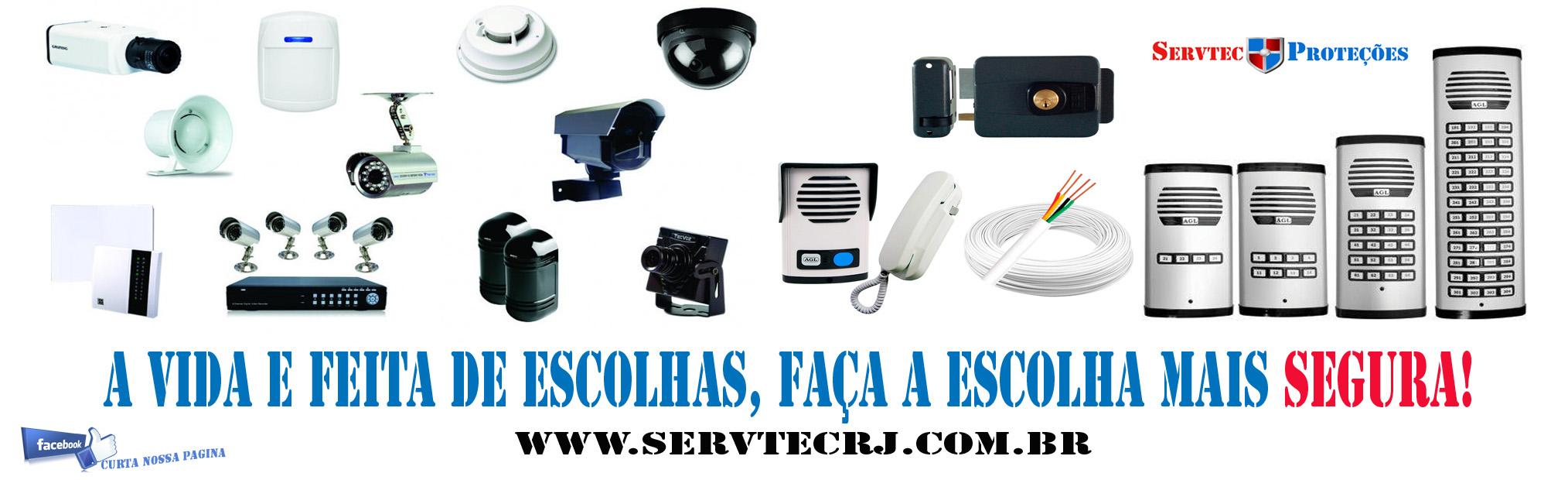 Segurança eletrônica RIO-RJ