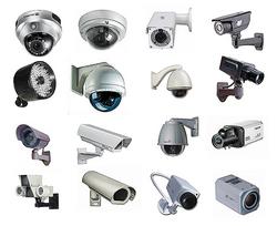 câmeras de todos do modelos em HD