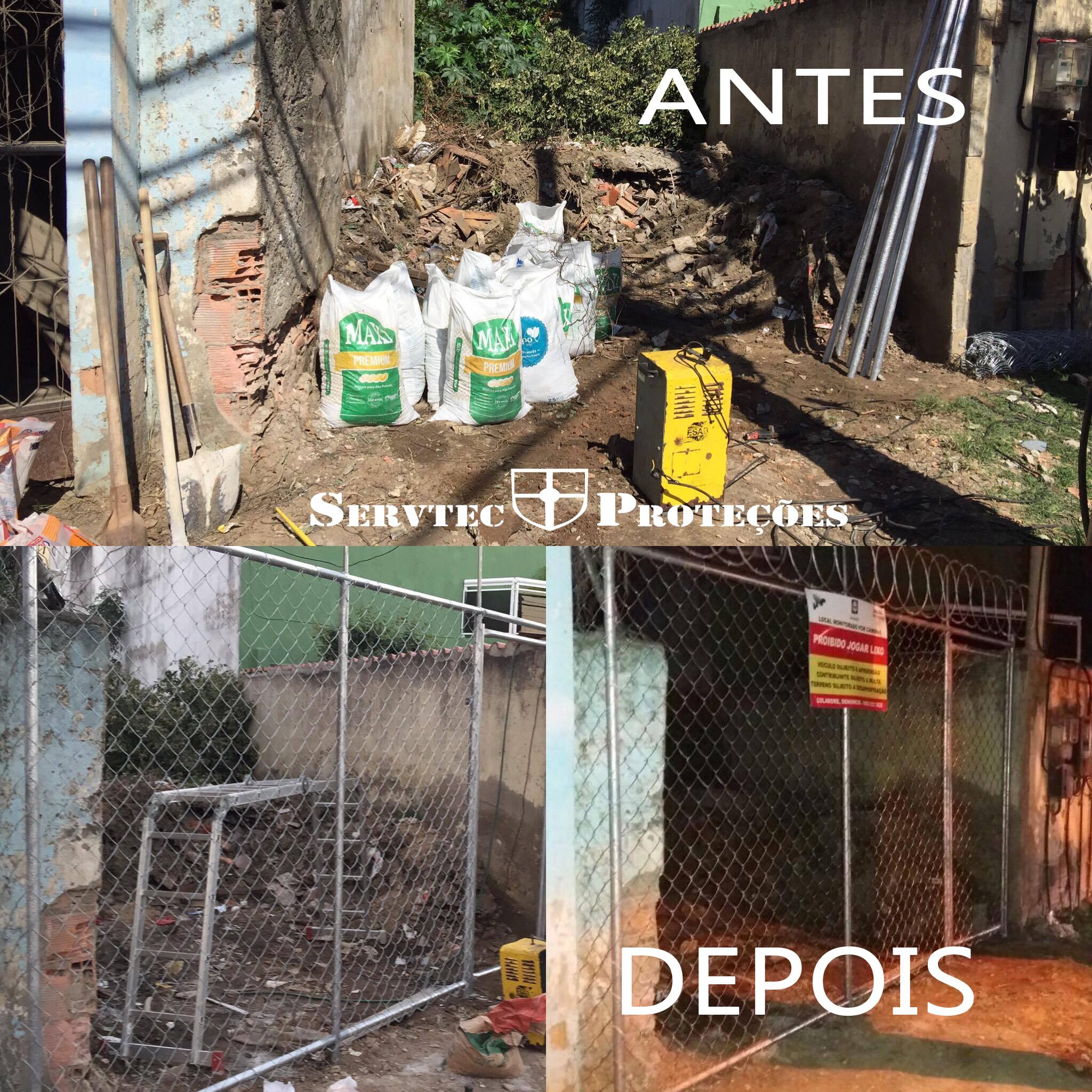 Alambrado - Limpeza Urbana