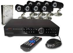 Câmeras de vigilância e segurança RJ