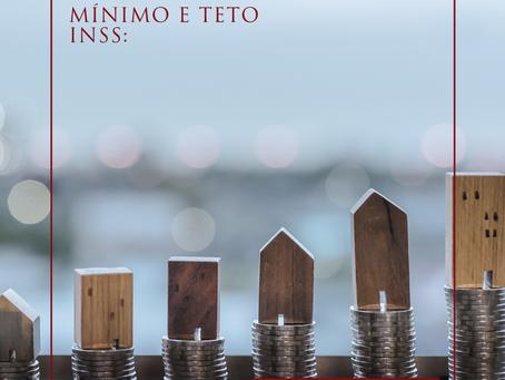 INSS: Mínimo e Teto