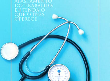 Afastamento do trabalho: auxilio doença previdenciário e acidentário