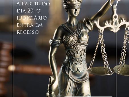 Recesso do Judiciário