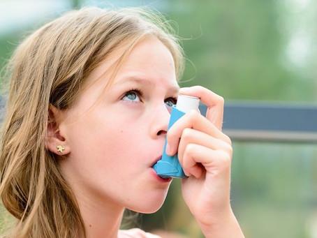 Los mejores deportes para niños con asma